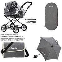 Silver Cross - Cochecitos / Muñecos bebé y accesorios ... - Amazon.es