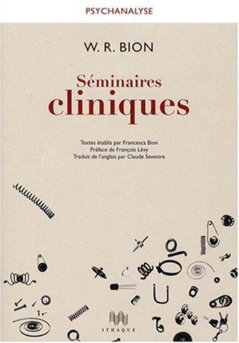 Séminaires cliniques