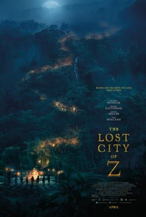 THE LOST CITY OF Z – Charlie Hunnam – US