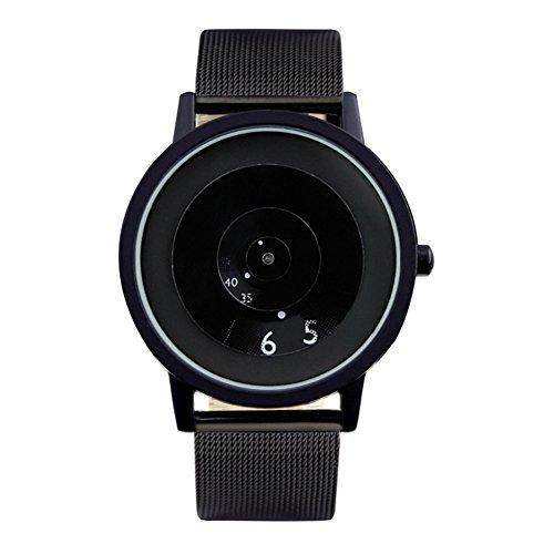 Fokus beobachten/Kreative Designs frischen und einfachen Stack Zeiger Uhren-D -
