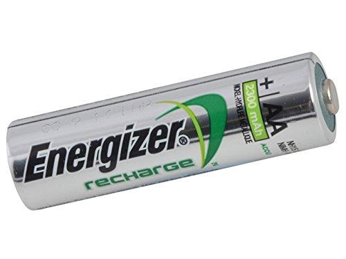 Energizer AA-HR6 Batterie Akku, 4Stück, Grau
