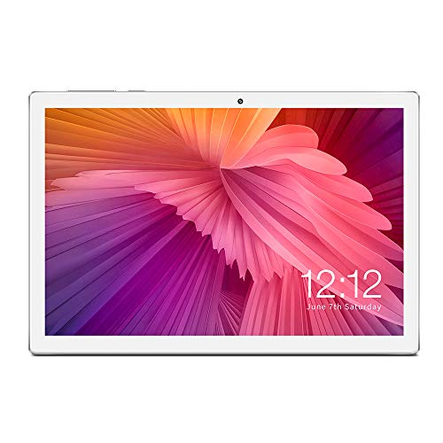 TECLAST M30 Tablet PC 10.1' Full HD Tableta Android 8.0, RAM de 4 GB, ROM de 128 GB, MTK X27, 10-Núcleos hasta 2,6GHz, IPS 2560×1600, 7500mAh, Soporta SIM Card, 2.4G 5G Dual WiFi Bluetooth GPS