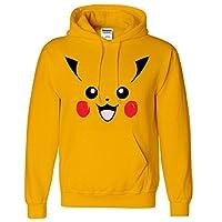 Pikachu Inspired Childrens Hoodie