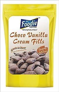 Cream Fills Choco Vanilla 150g Combo (Pack of 2)