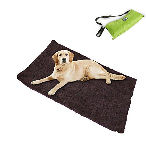 Sild Pet Hund Matratze zusammenklappbar Mats Decke tragbar Dog Cat Kissen Decke Kissen-Picknick outdoor Kissen Hundebett Hunde-Matratze tragbar Wasserdicht Wandern Matratze