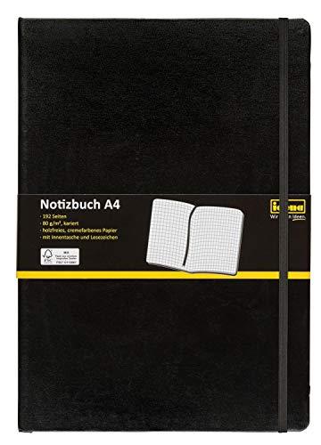 Idena 209280 Notizbuch FSC-Mix, ...