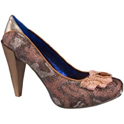 Poetic License Pumps COVER SHOOT brown 41
