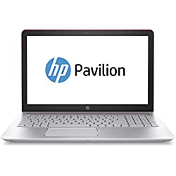 "HP Pavilion Notebook 15-cc508ns - Ordenador portátil de 15.6"" Full HD (Intel Core i5-7200U, 12 GB RAM, 1 TB HDD, Nvidia GeForce 940 MX de 2 GB, Windows 10); Rojo - teclado QWERTY español"