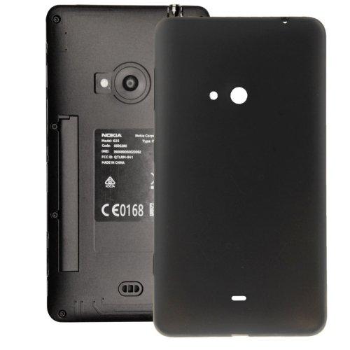 zhülle Rückseite Original für Nokia Lumia 625schwarz ()