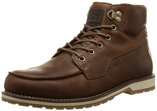 TBSDocker - Derby uomo , Marrone (Marron (9895 Noisette)), 45