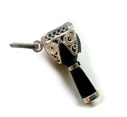 small-djumbe-in-ebony-and-silver-pendant