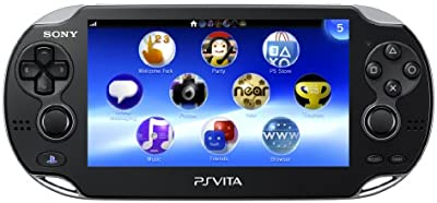 PLAYSTATION VITA, [JAP IMPORT,] WIFI, REGION FREE, IN STOCK