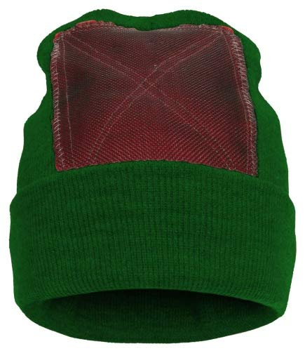 BACKSPIN FUNCTION WEAR 'Beanie' Headspin-Cap - spruce - OneSize