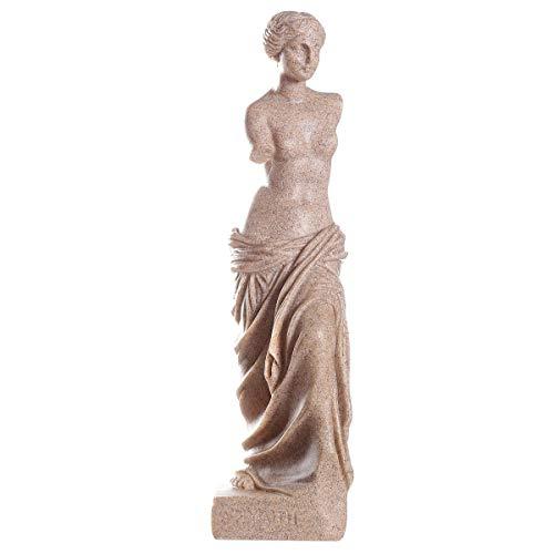 Prime Fengshui Venus de Milo Statue Göttin der Liebe und Schönheit, Aphrodite von Milos, griechische römische Mythologie, Skulptur, Heimdekoration