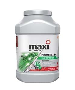 MaxiNutrition Lean Promax - Raspberry, 1.2 kg