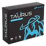 Taurus 100mg 30 Kompressen | Sofortige Wirkung, Maximale Dauer, Ohne Gegenanzeigen, 100% Natürlich