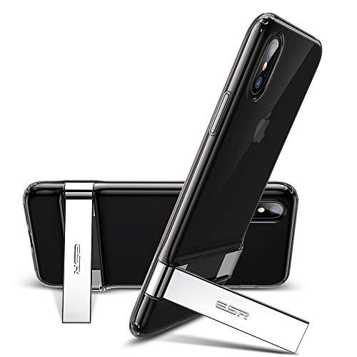 ESR Funda para iPhone XS MAX, Carcasa con Soporte de Metal...