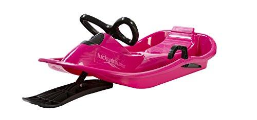 lucky-bums-kids-snow-trineo-racer-de-plastico-40-inch-rosa-negro