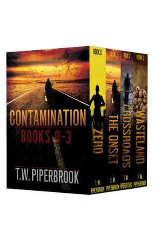 free kindle book Contamination Boxed Set (Books 0-3 in the series)