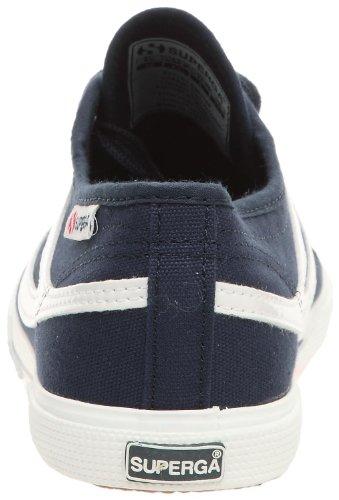 Superga 2951 COTU, Baskets mode mixte adulte Bleu Marine
