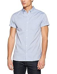 JACK & JONES PREMIUM Herren Freizeithemd Jprkevin Shirt S/S