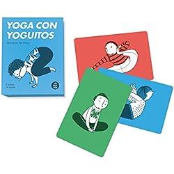 Yoguitos - Yoga, juego de mesa (17484)