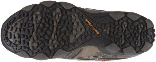 Skechers DiameterTorino 61780 Basket Homme, Gris  (CHAR), EU 48.5 Gris (char)