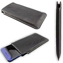 "caseroxx funda Bolsa estilo ""business"" Elephone M1 - Funda protectora para el smartphone (estuche en negro)"