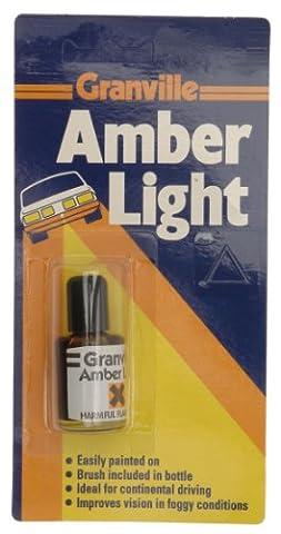 Granville 0010A 9ml Amber Headlight Lacquer