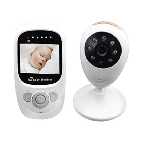 2.4 pulgadas TFT a todo color LCD portátil inalámbrico Digital Baby Monitor visión nocturna Sleeping Guard de seguridad 880