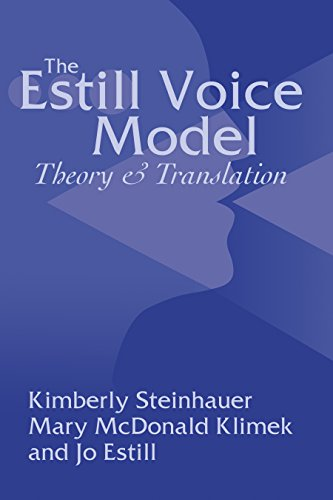 The Estill Voice Model: Theory and Translation (English Edition)