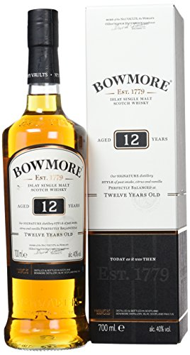 Bowmore Whisky 12 Años - 70 cl