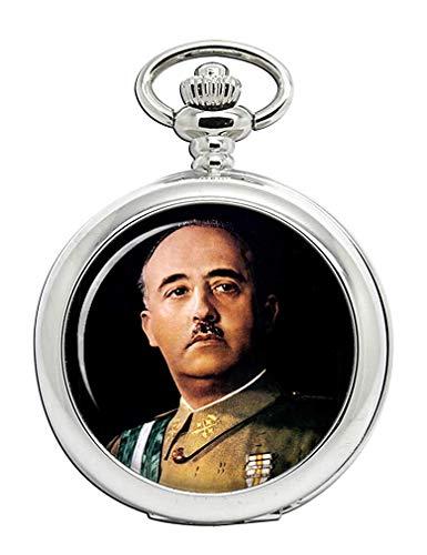 Generalissimo Franco Reloj Bolsillo Hunter