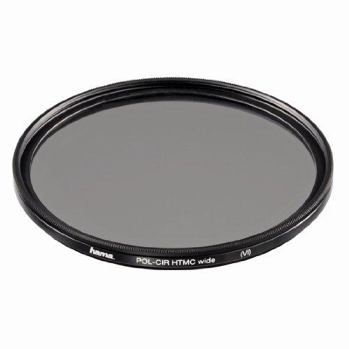 Hama Polarisations-Filter, Weitwinkel, 8-fach Vergütung, Für 55 mm Foto-Kameraobjektive, HTMC