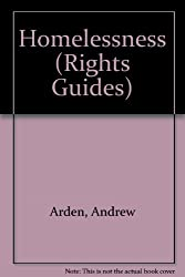 The Homeless Person's Handbook (Rights Guides)
