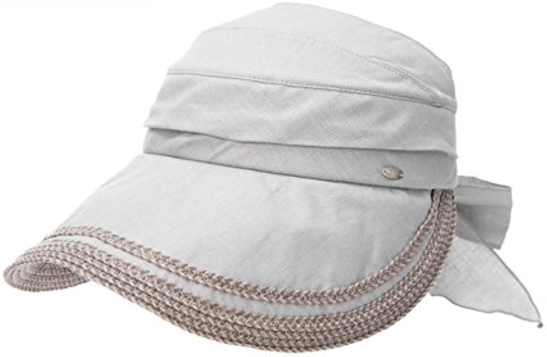 LIANGLIANG-maozi Cappello Parasole Visiera Parasole Da Donna Opzionali  Estiva Moda 2 Coloreei Opzionali Donna (Coloreee Grigio) Parent 6c61ee b61c45ff6162