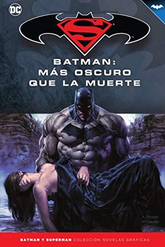 Batman y Superman - Colección Novelas Gráficas núm. 47: Batman: Más oscuro que la muerte por Bruce Jones