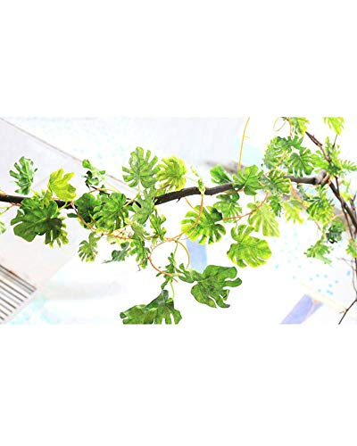 Feicuan Ivy Plantas Artificiales Colgante - Fake Hojas