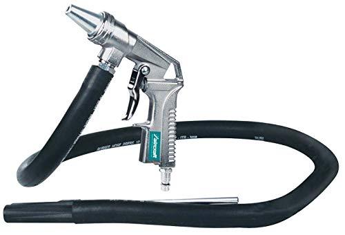 Stürmer Aircraft Sandstrahlpistole SPS PRO (Druckluftpistole mit Ansaugschlauch, für Strahlmittel bis 0,8 mm Körnung) 2103550