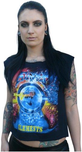 ATHEIST - Elements - T-Shirt - Größe Size S