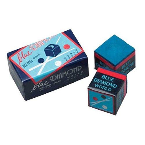 Longoni - Billard Kreide Blue Diamond 2 Teile