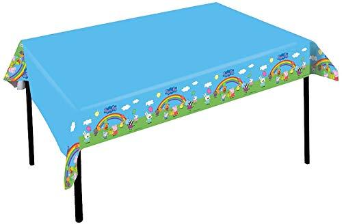 ig * als Deko für Kindergeburtstag und Mottoparty | 120 x 180 cm | Table Cloth Cover Wutz ()