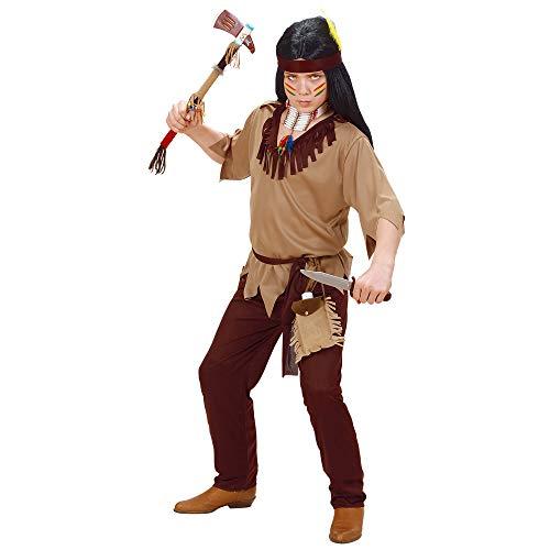 Widmann - Kinderkostüm Indianer (Dress Halloween Jungen Fancy)