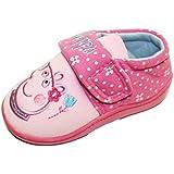 Peppa Pig Kamelia Pink Slipper Various Sizes