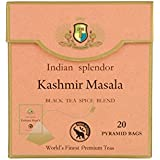 "[Sponsored]""Indian Splendor"" Kashmir Masala - Exclusively Handpicked, 100% Pure And Natural Premium Assam Black Leaf Tea..."