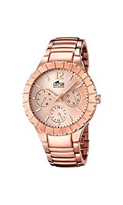 Lotus 15904/1 - Reloj de pulsera Mujer, color dorado