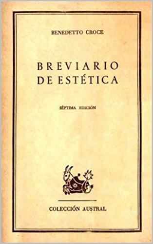 Breviario de estética por  Croce
