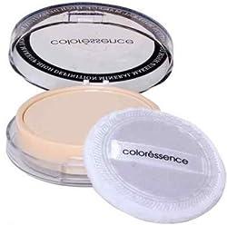 Coloressence Compact Powder, Pinkish Beige