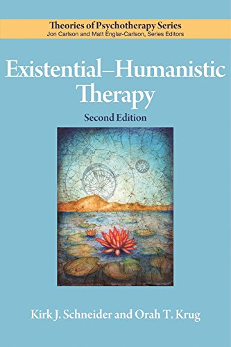 Existential-Humanistic Therapy (Theories of Psychotherapy Series) por Kirk J. Schneider