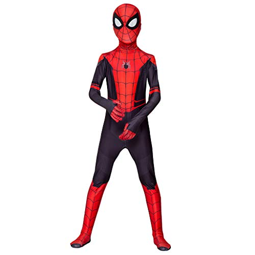 Ghuajie5hao Superheld Spiderman Cosplay Kostüme Trikot Halloween